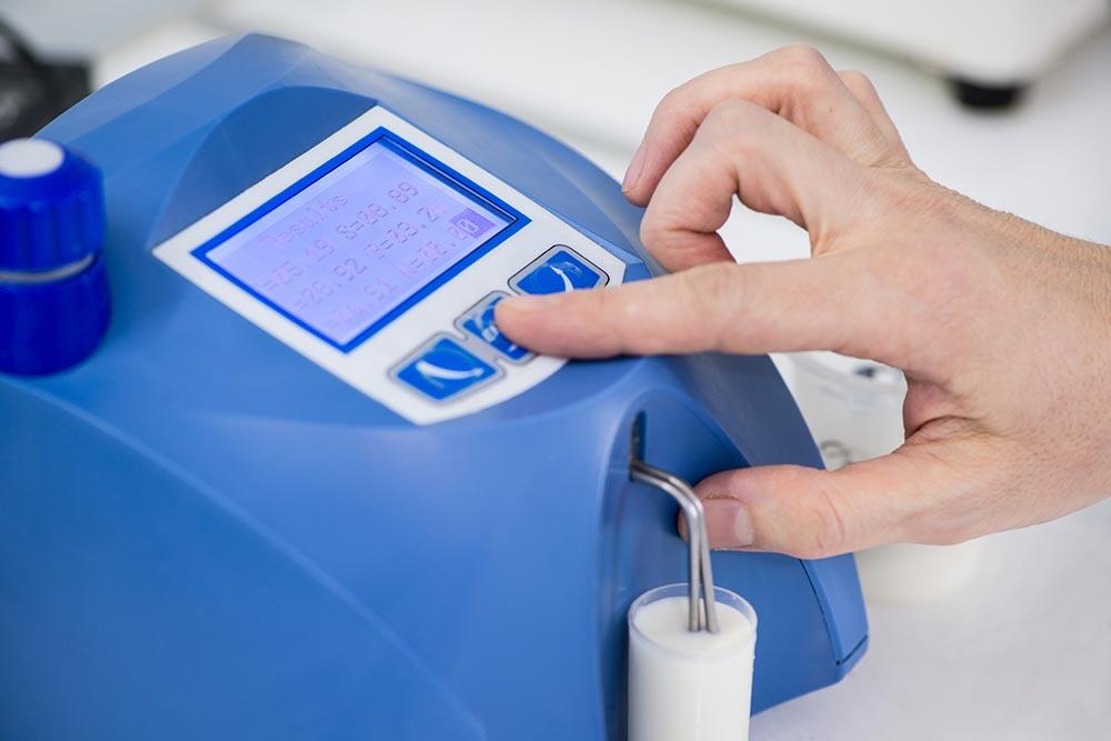 Alepa Dairy Milk Analysis Testing