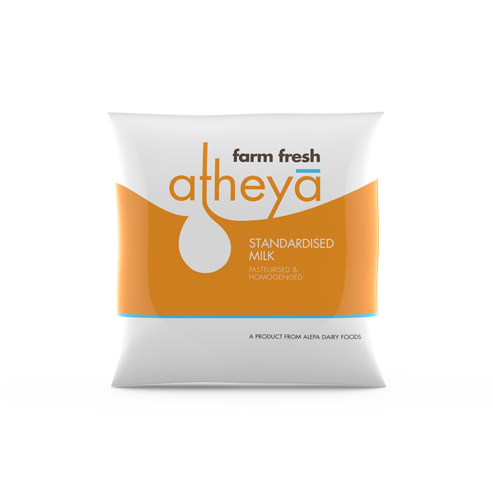 Atheya Standardised Milk 500 ml Pouch