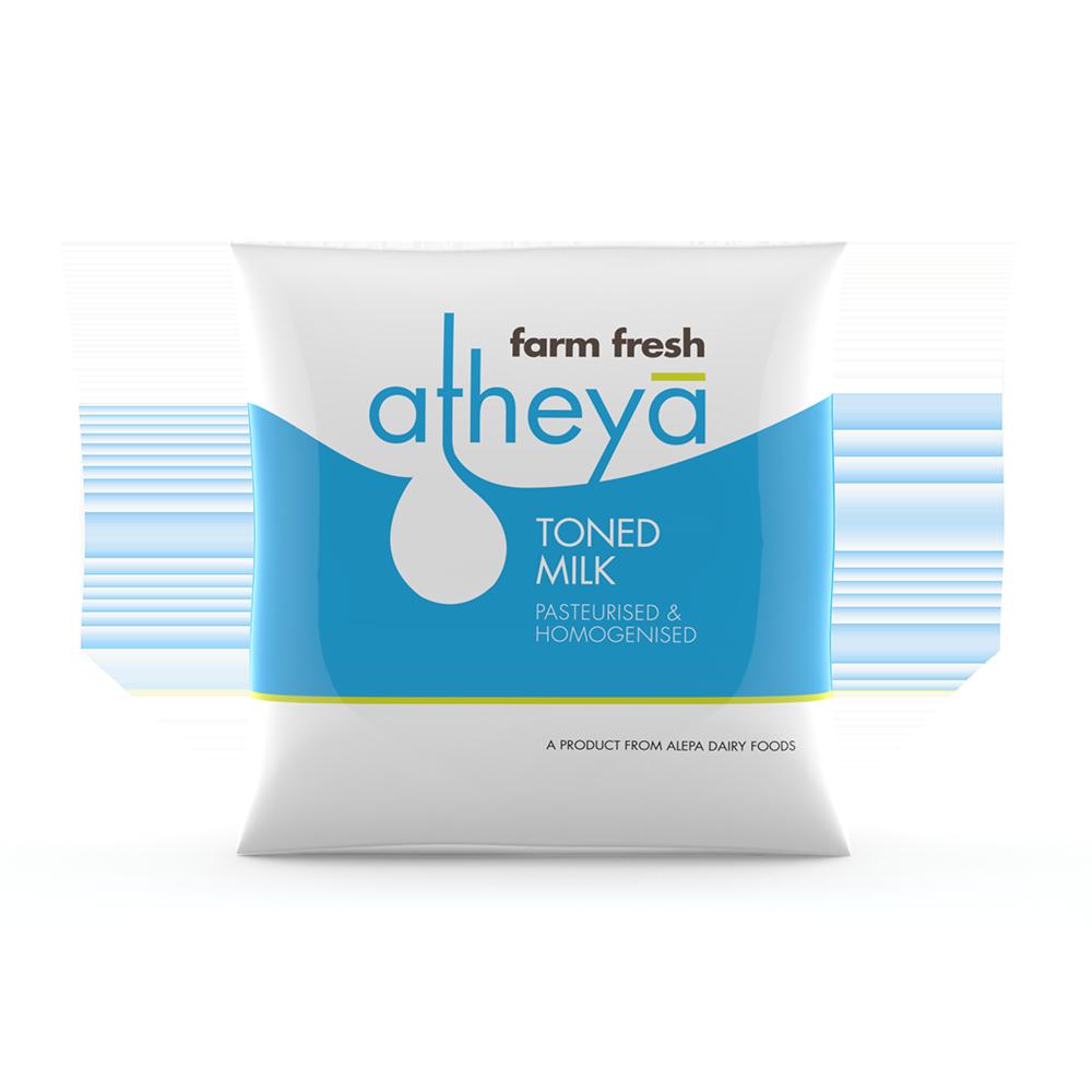 Atheya Toned Milk 500 ml Pouch